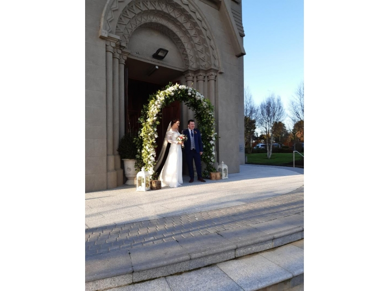Luxury Wedding Car Killashee House Hotel