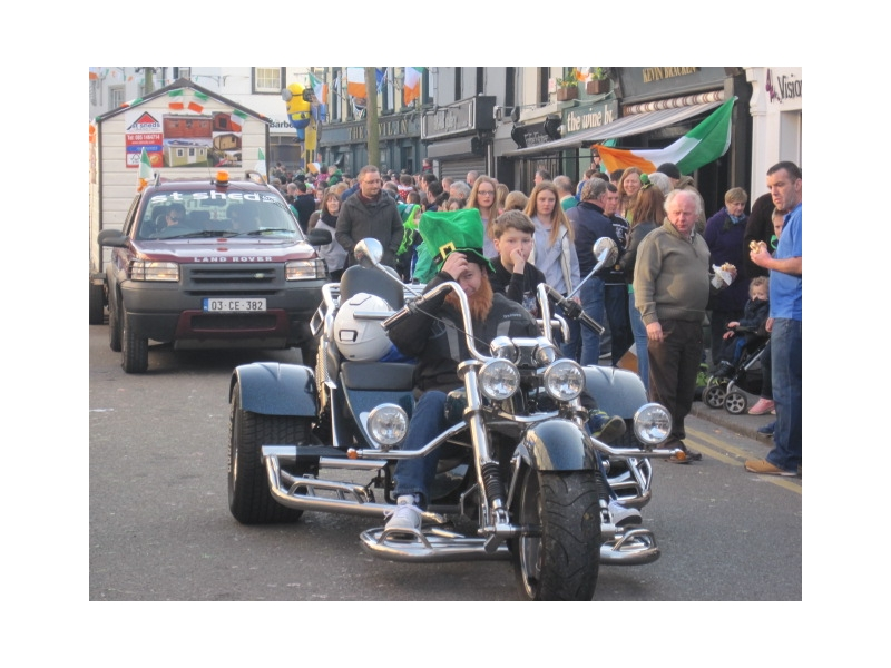 chauffeur-service-st-patrick-s-day-parade