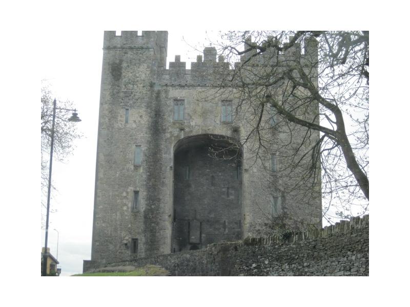 chauffeur-tour-bunratty-castle