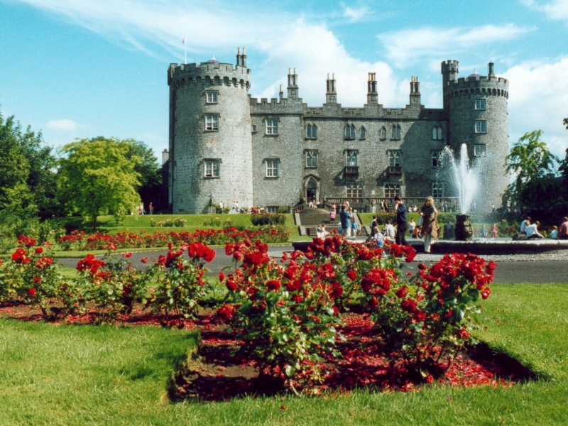 Chauffeur Tour of Kilkenny Castle
