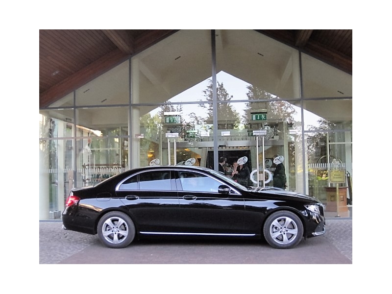Cork Airport Chauffeur Services