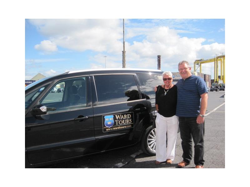 Dublin Port Chauffeur Tours