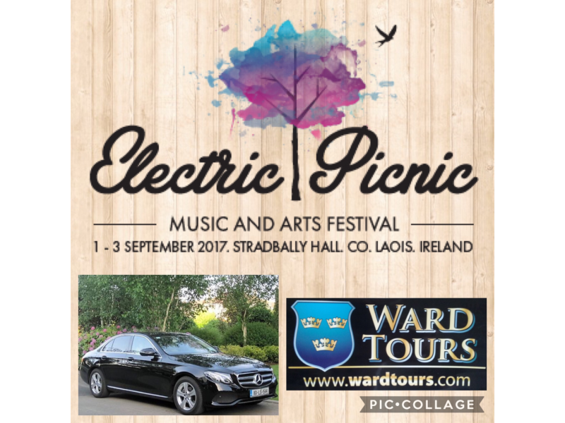 Electric Picnic Chauffeur
