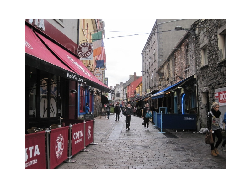 Galway City Chauffeur