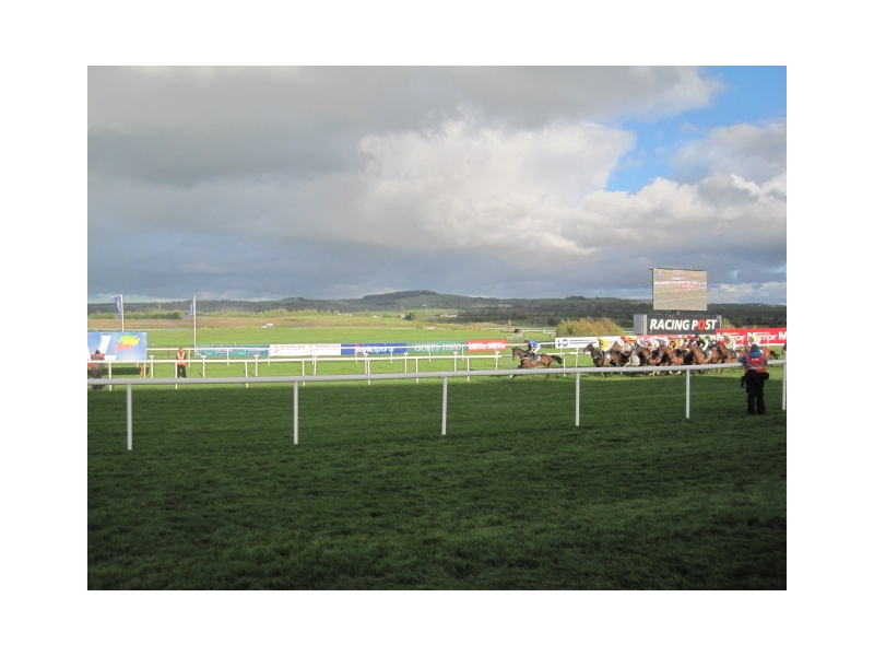 Galway Races Chauffeur