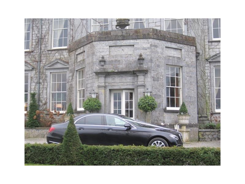 Wedding Car Killashee Hotel