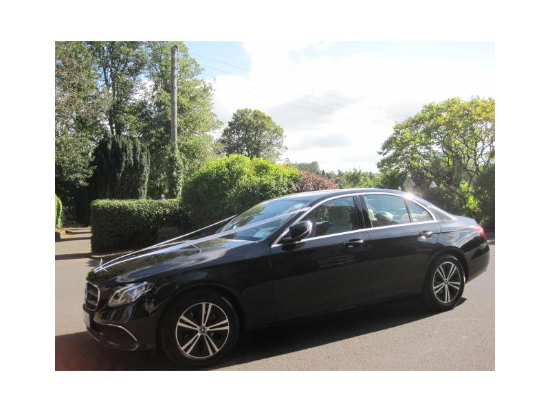 Luxury Wedding Car Durrow Castle covid