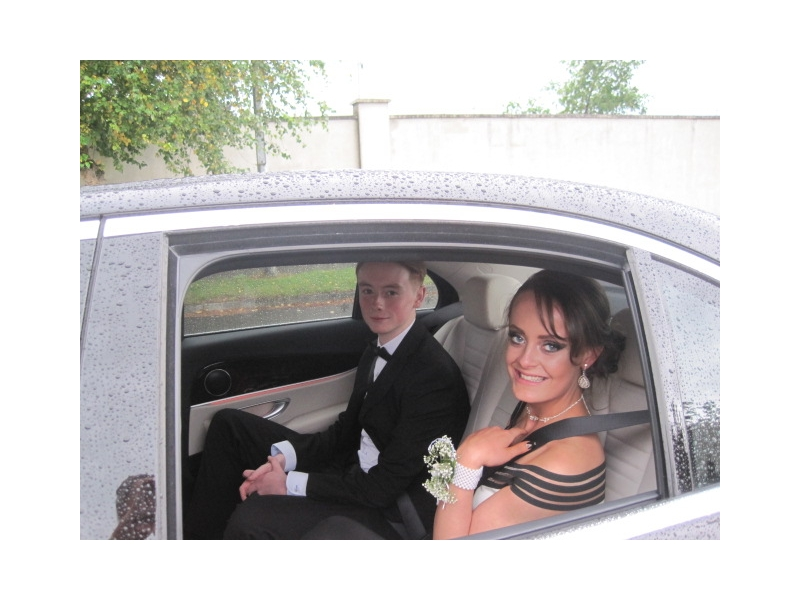 Luxurious Debs Car Offaly