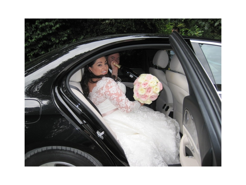 Luxurious Wedding Car Birr