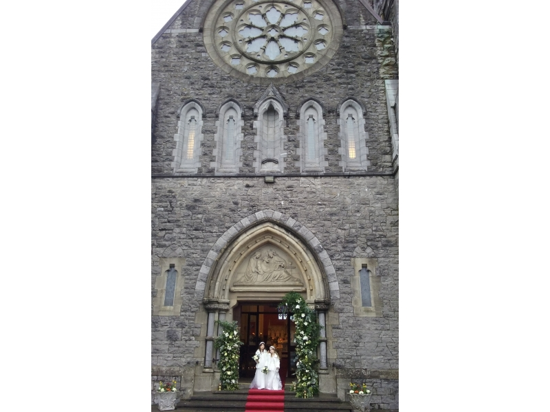 luxurious-wedding-car-heritage-hotel-co-laois