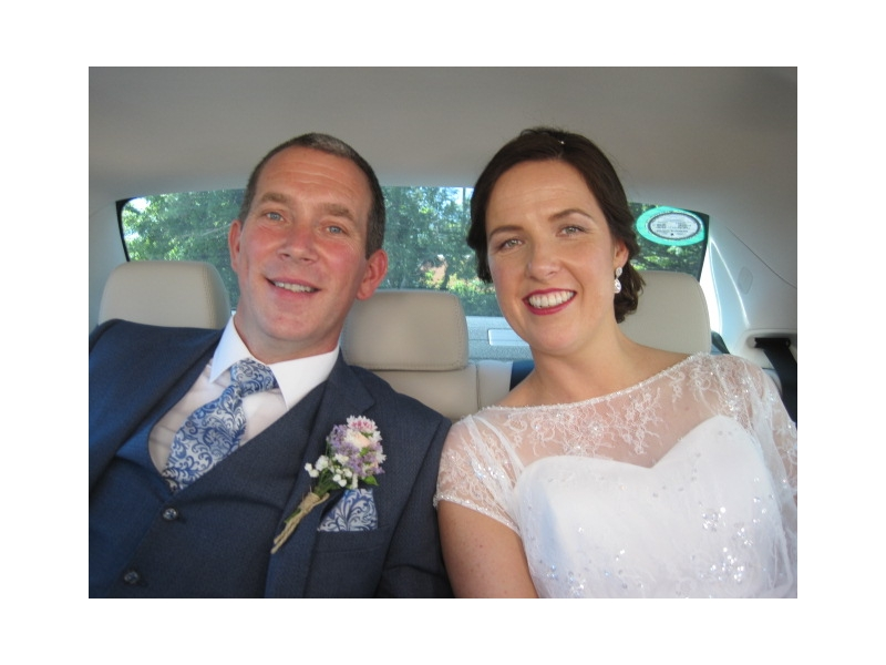 Luxurious Wedding Car Portarlington