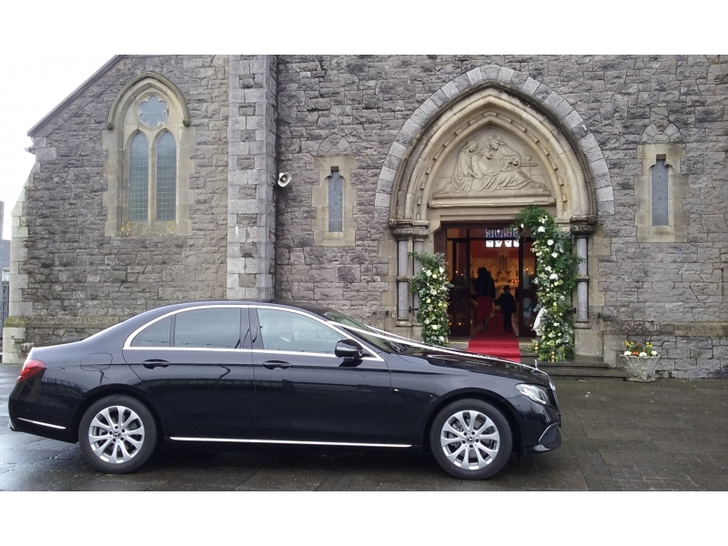 Luxury Wedding Car Birr Co Offaly