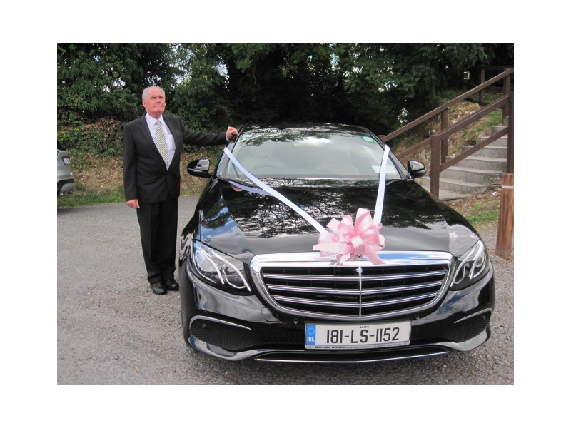 Luxury Wedding Car Co Laois