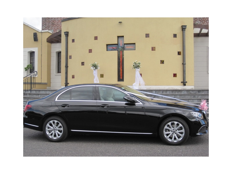 Luxury Wedding Car Co Offaly