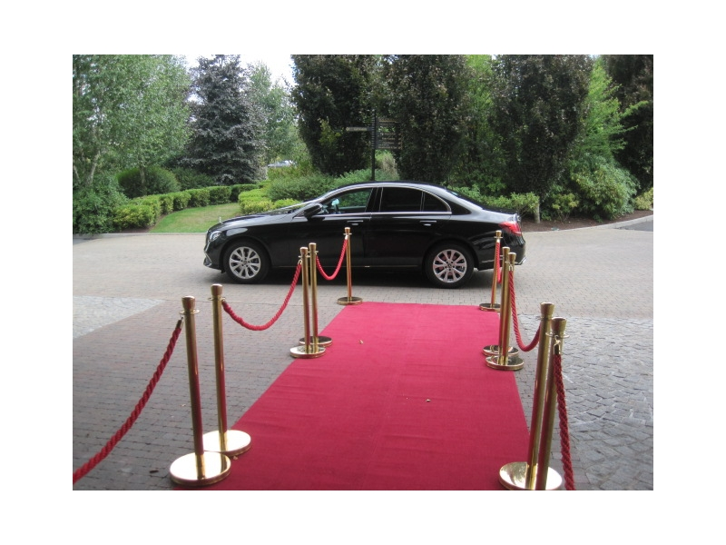 Luxury Wedding Car Heritage Hotel