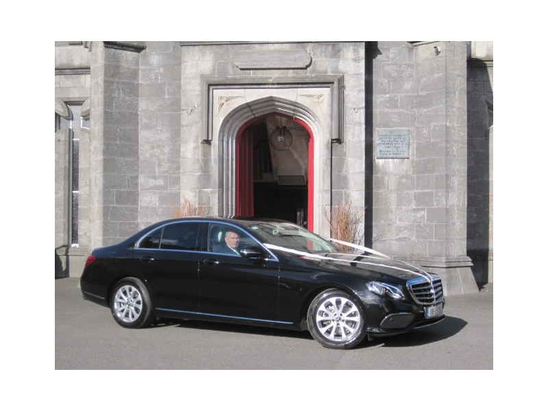 Luxury Wedding Car Heritage Hotel Co Laois