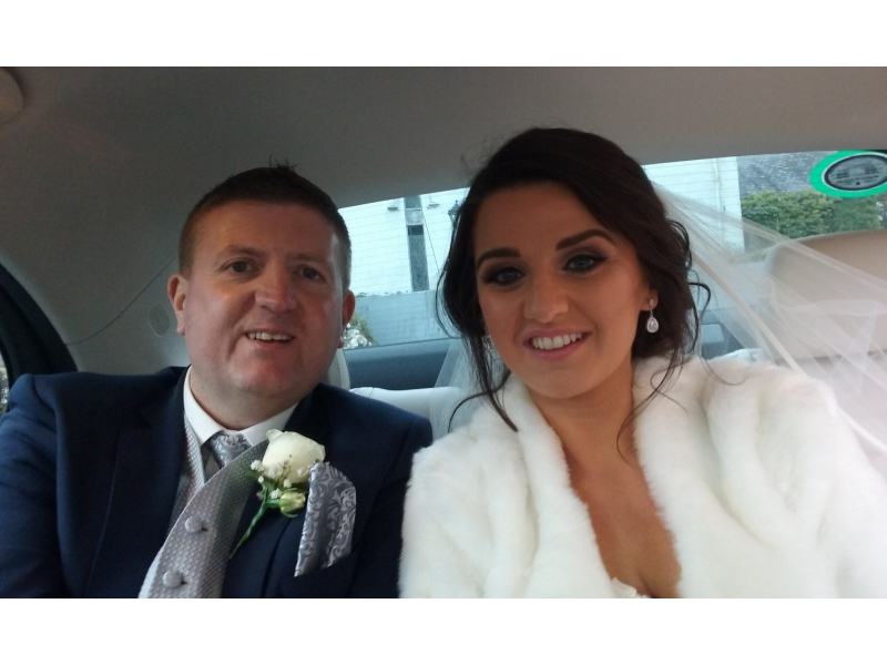 Luxury Wedding Car Hire Co Offaly
