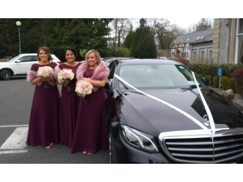 Luxury Wedding Car Hire Heritage Hotel Co Laois