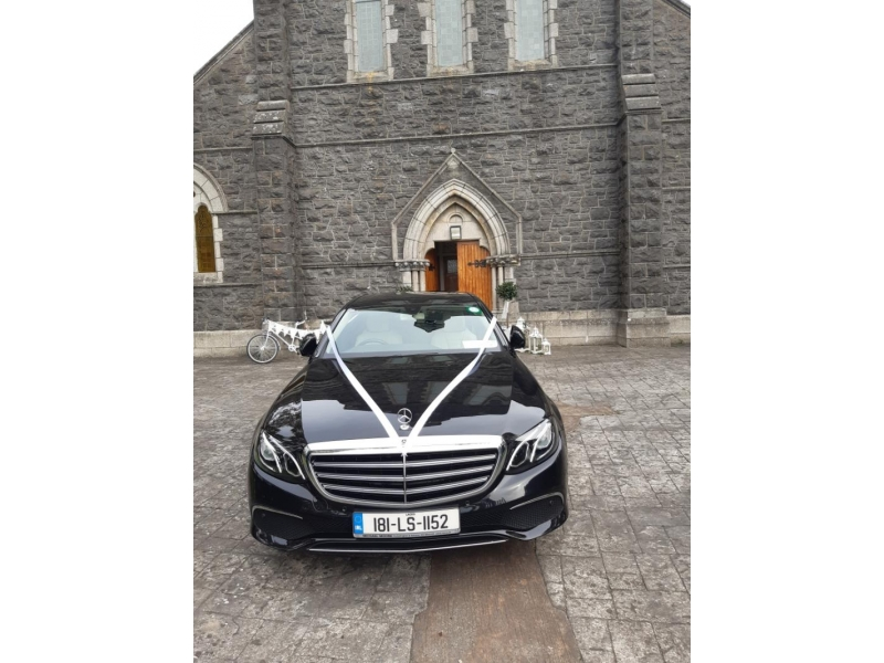 Luxury Wedding Car Hire Laois