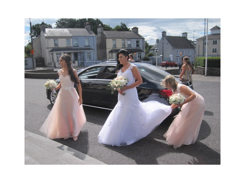 Luxury Wedding Car Hire Portlaoise