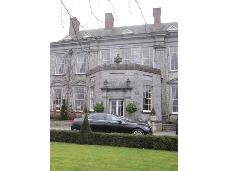 Luxury Wedding Car Laois