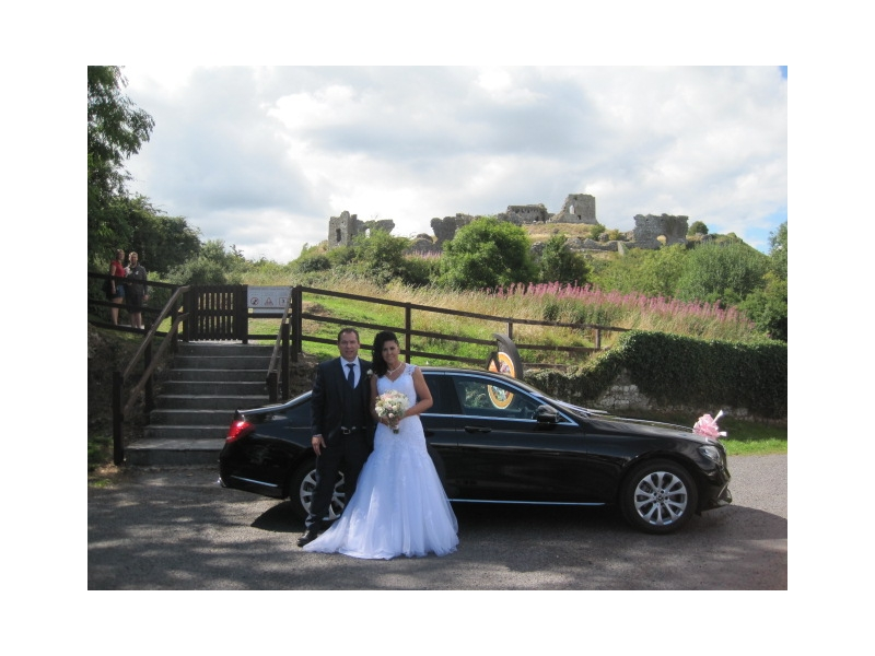 Luxury Wedding Car Midlands Park Hotel