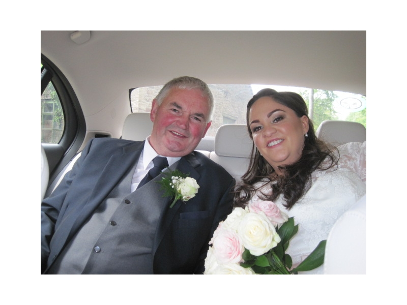 Luxury Wedding Car Portarlington