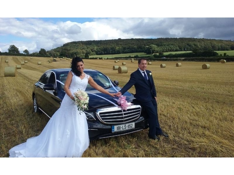 Luxury Wedding Car Portlaoise