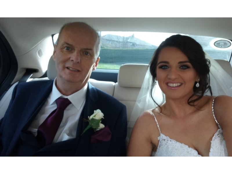Luxury Wedding Car Stradbally Co Laois