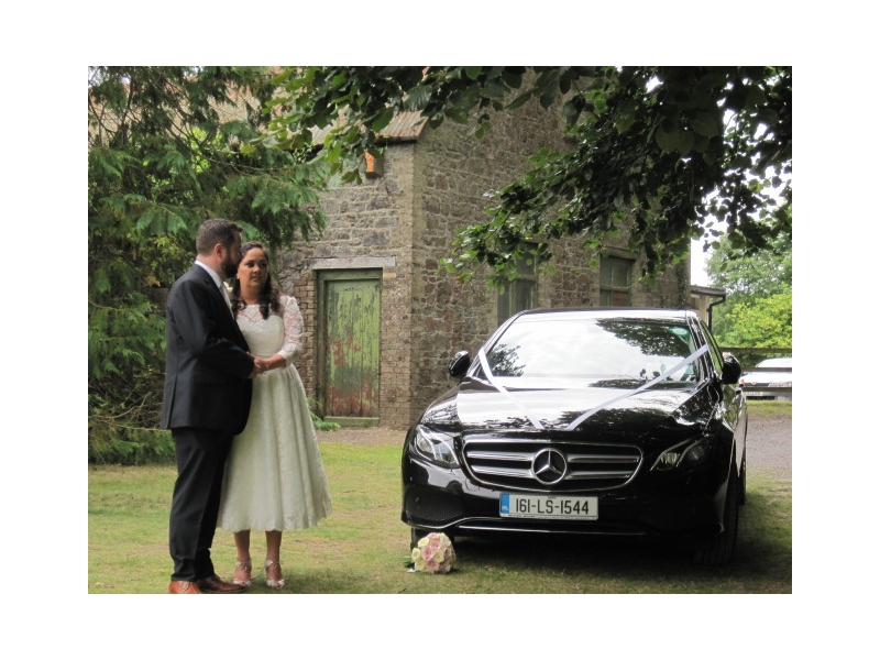 Luxury Wedding Car Tullamore