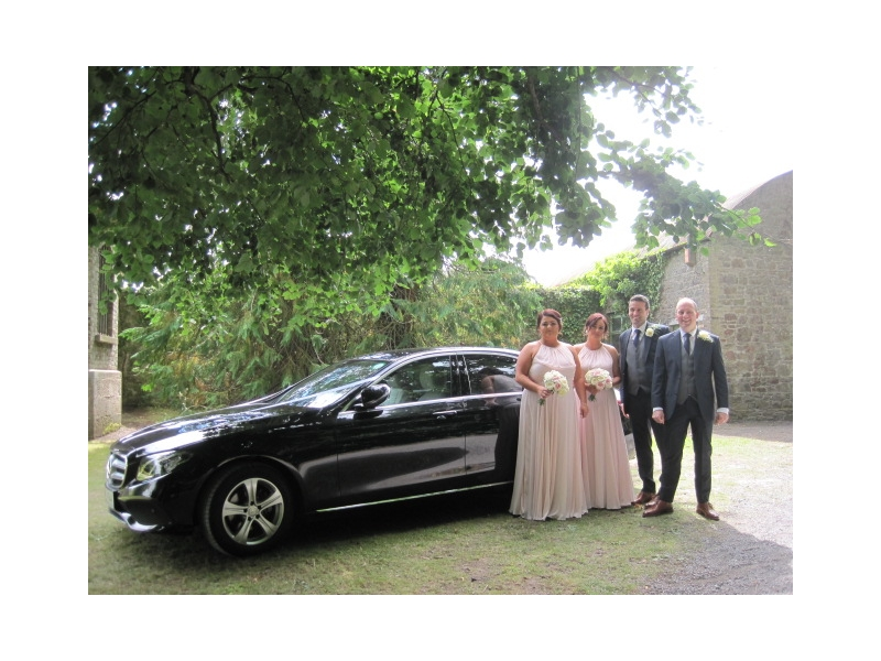 Modern Wedding Car Laois
