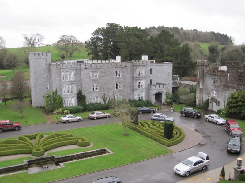 Private Chauffeur Durrow Castle
