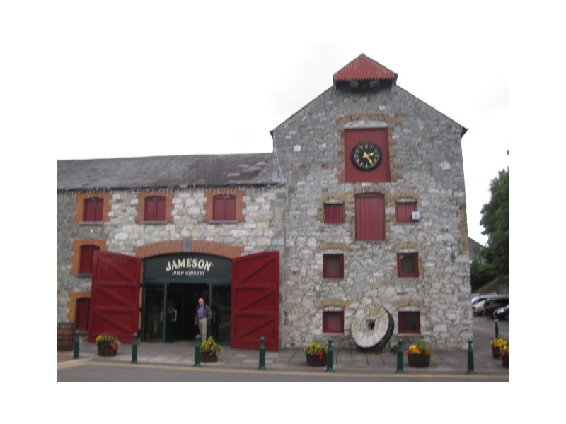 Private Chauffeur Tours Jameson Distillery