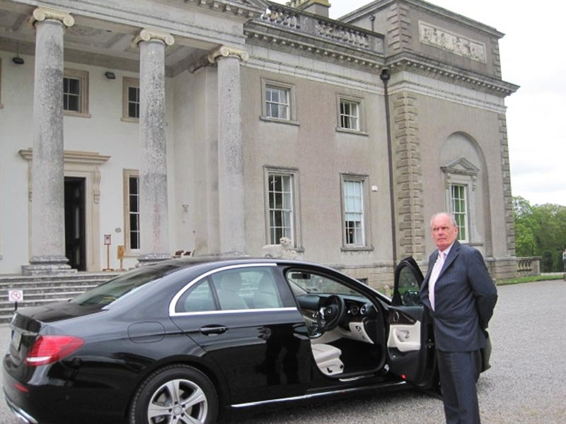 Private chauffeur Ireland