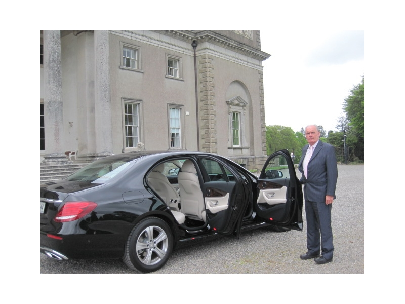 Shannon Airport Chauffeur Services