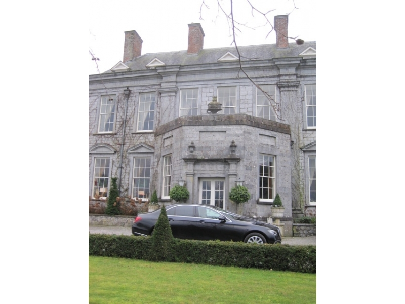 Wedding Car Hire Co Laois