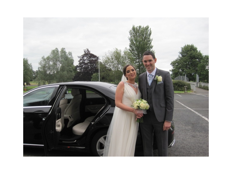 Wedding Car Hire Newbridge