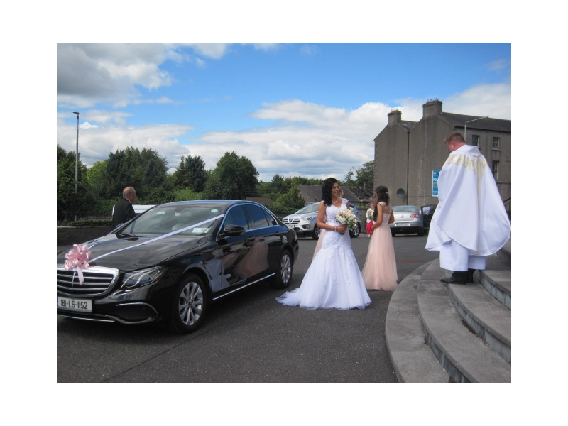 Wedding Car Hire Portlaoise