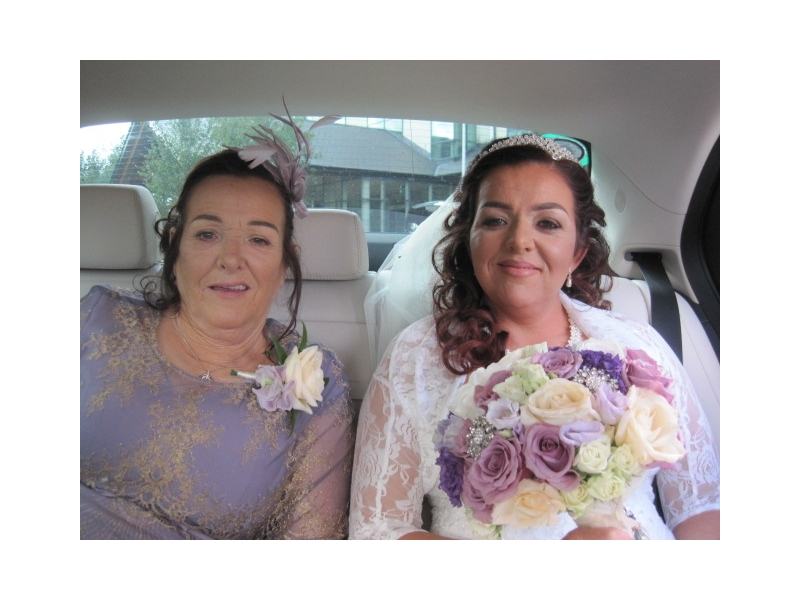 Wedding Car Hire Tullamore Court Hotel