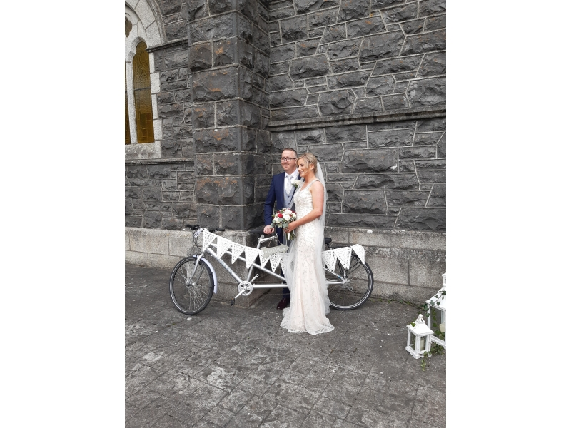 Wedding Car Portarlington Co Laois